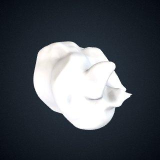 3d model of Pongo abelii: Trapezium Right