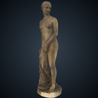 3d model of Model of the Greek Slave