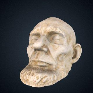3d model of Abraham Lincoln