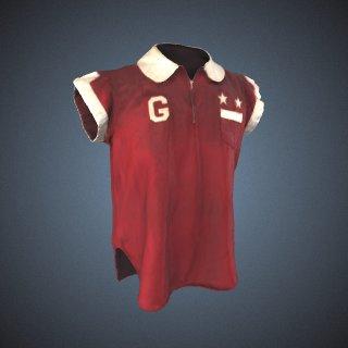 3d model of Marge Villa jersey