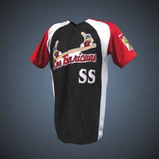 3d model of Los Boricuas jersey