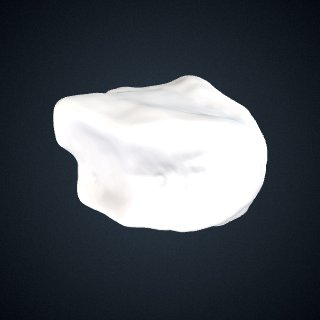 3d model of Pan troglodytes troglodytes: Cuboid Left
