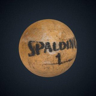 3d model of Spalding 1