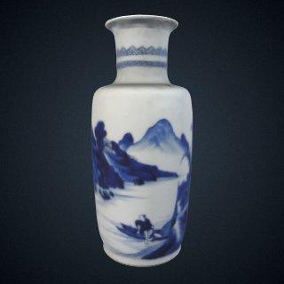 3d model of Vase